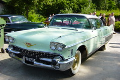 1958 Cadillac Fleetwood Sixty-Spacial
