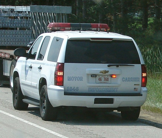 Ohio State Highway Patrol Motor Carrier Enforcement Flickr