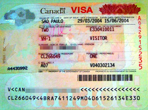 how to get a visa for russia from canada