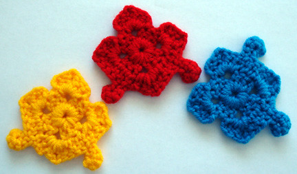 Puzzle Pieces Great For Applique Or Magnets The Pattern