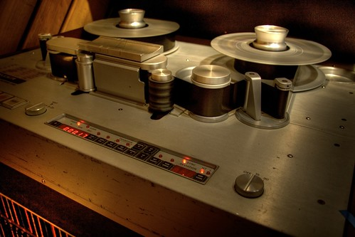 Studer tape machine | by rockmixer
