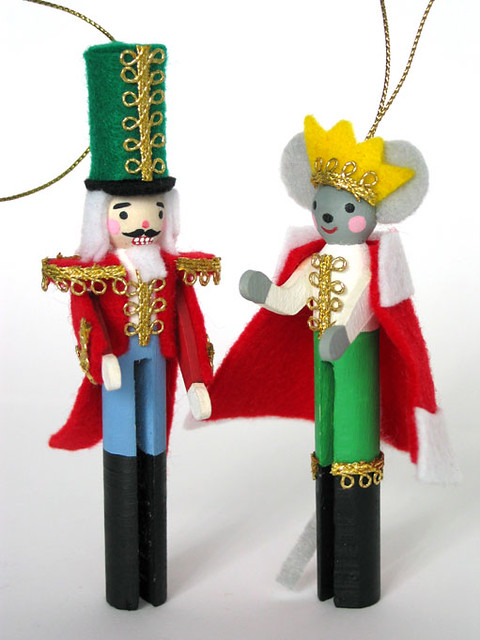 Nutcracker And Mouse King Diy Kit Timothy Haugen Flickr