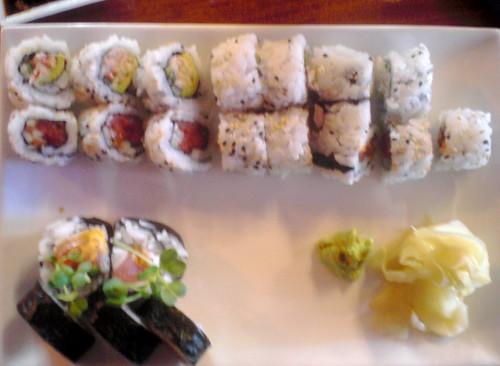 Sushi restaurant flickr photo sharing for Adaro sushi pan asian cuisine