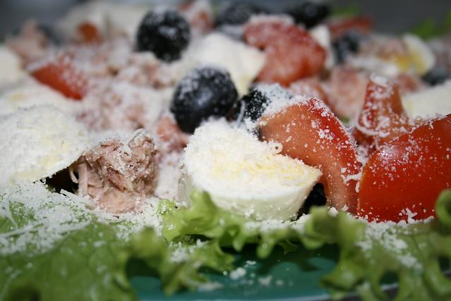 La Cocina Mediterr Nea Ensalada Flickr Photo Sharing