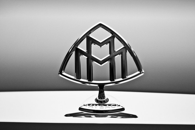 Maybach Symbol >> Maybach Symbol 001 Bw Jurrie Vanhalle Flickr