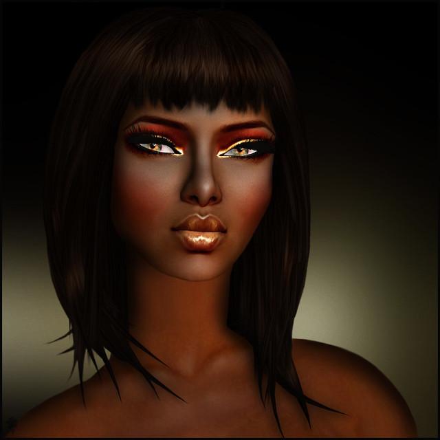 Ebony beautu