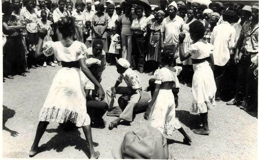 Jamaica Kumina This Old Photo Photographer Unknown