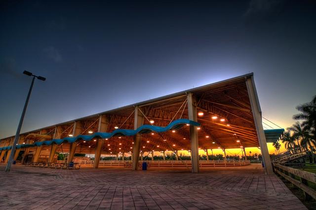Equestrian Center Inside Tropical Park Chris Acuna