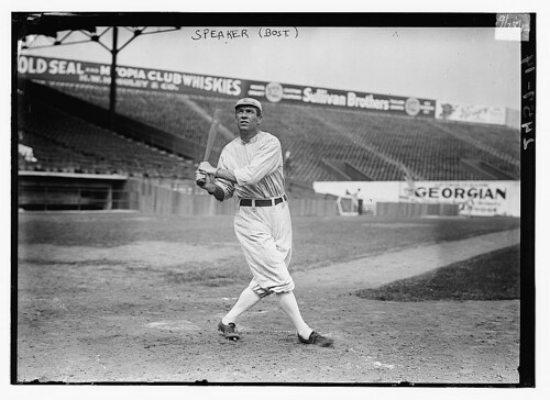 [Tris Speaker, Boston AL (baseball)]  (LOC) | by The Library of Congress