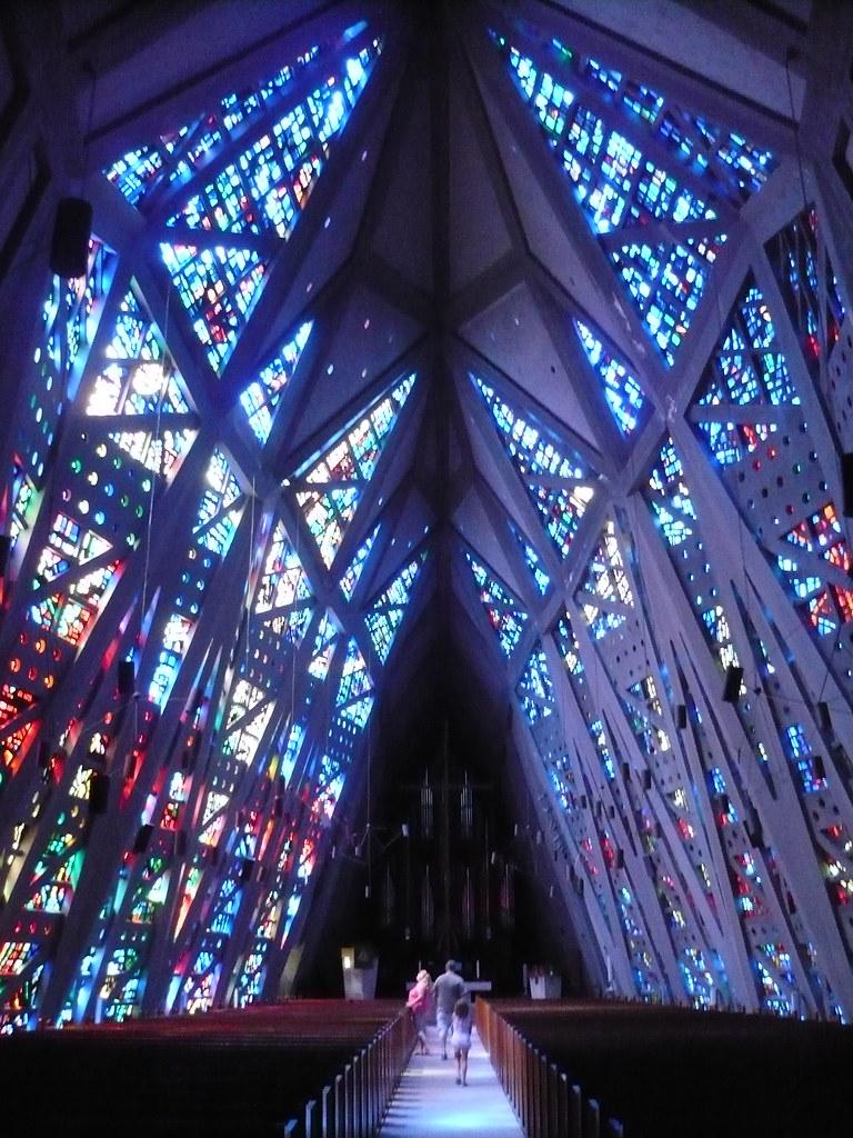 Fish church interior shot of the fish church in stamford for Fish stamford ct