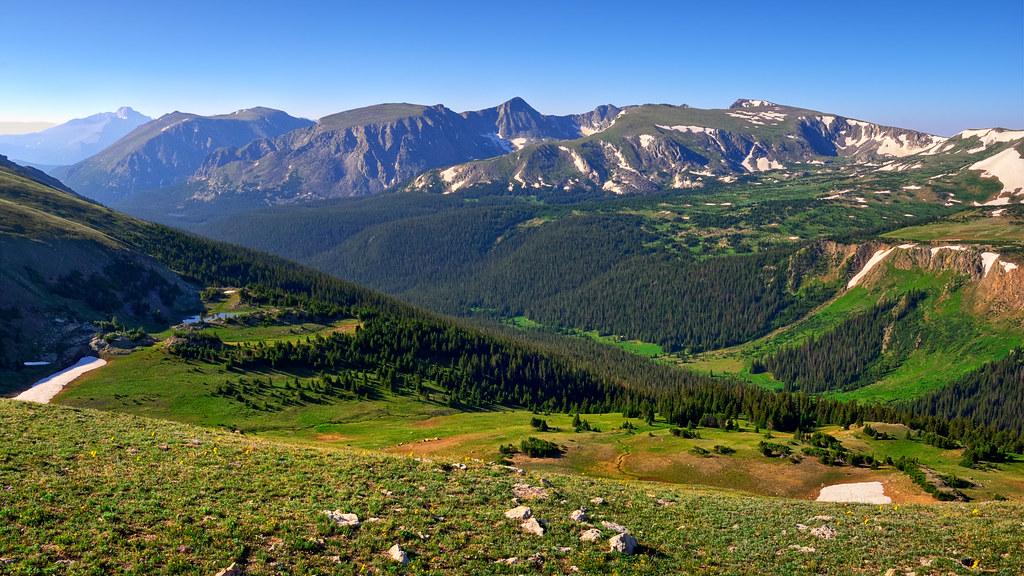 Colorado Mountain Pride Please View Large On Black As