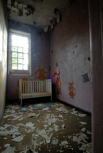 Abandoned places are the best for stripping - 2 part 5