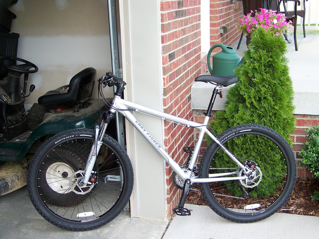 Продаю горный велосипед gary fisher wahoo disc (2008)