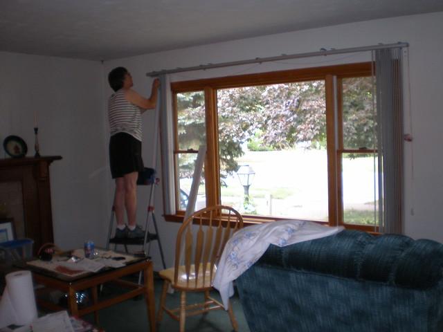 Flickr photo sharing for Living room vertical blinds