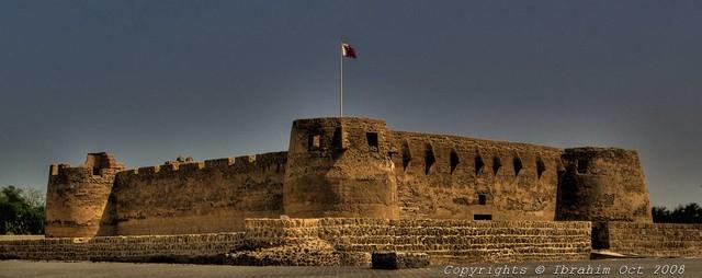 arad fort - bahrain  hdr   u0642 u0644 u0639 u0629  u0639 u0631 u0627 u062f