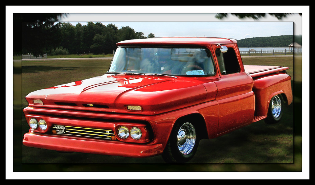 Old Chevy Pickup >> 1962 Chevrolet Pick up truck | Old Chevy Truck - Truck @ Mis… | Flickr