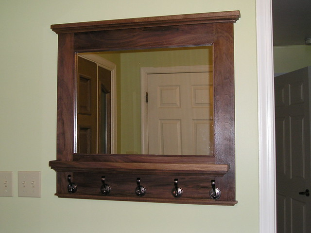 Foyer Mirror With Hooks : Entryway mirror with coat hooks flickr photo sharing