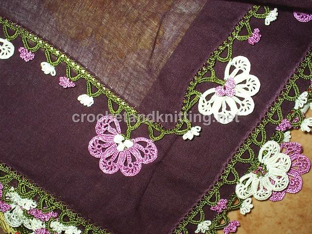 turkish-oya-design   M3372M-2103   Crochet Knitting