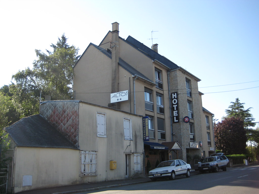 Hotel Avranches B And B
