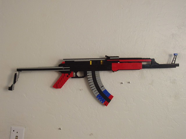 AK-47 1 | This version has the most complete and realistic f