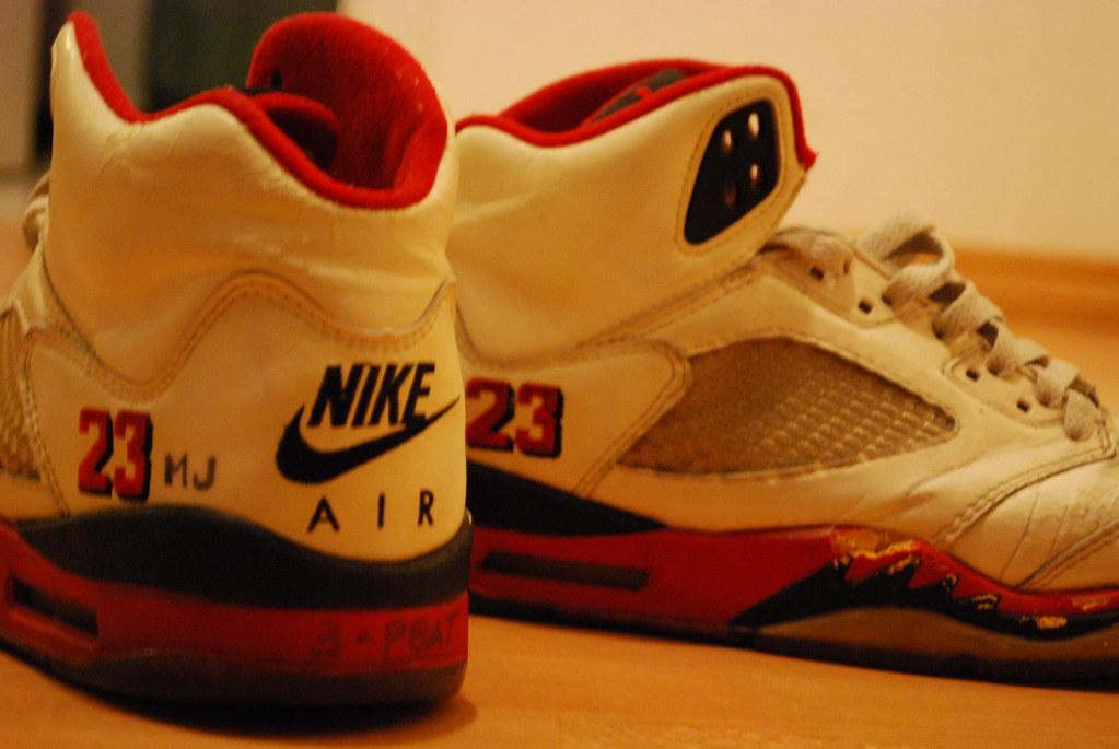 OG fire red 5s | dunkjayz | Flickr