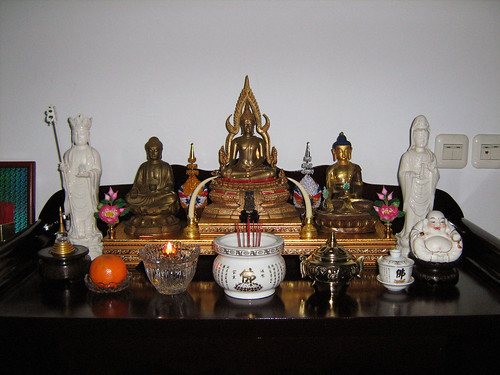 My Home Altar Flickr Photo Sharing