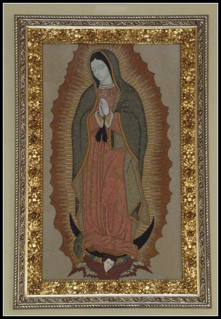 Juan Diego Y La Virgen De Guadalupe >> LA VIRGEN DE GUADALUPE (una imagen viva)   Historicidad La V…   Flickr