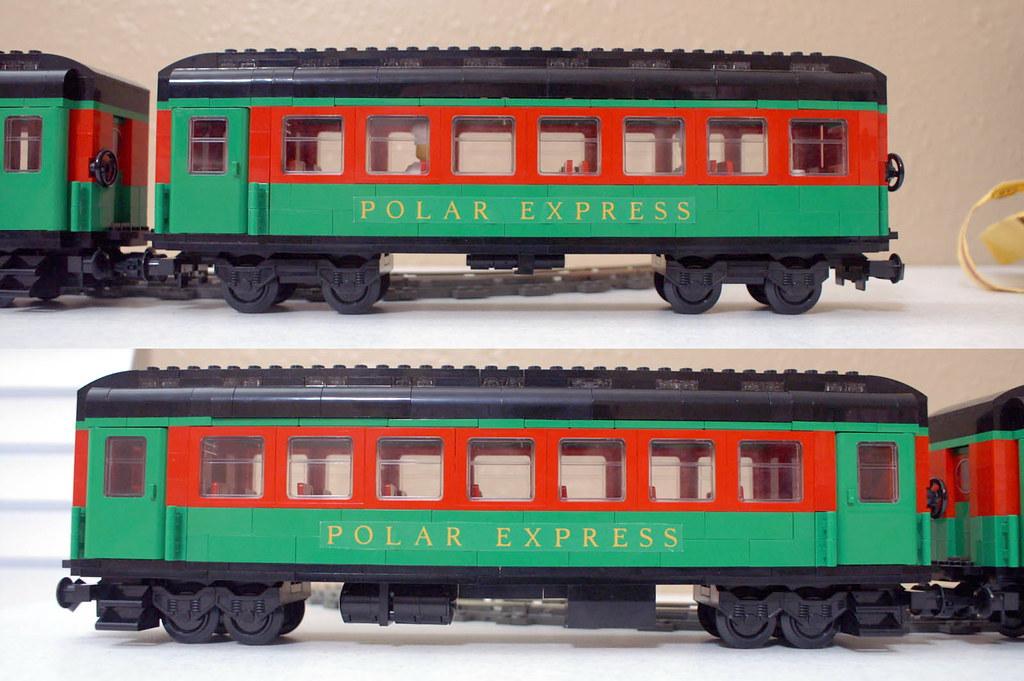 Polar Express Coach Upgrade I Ve Been Wanting To Upgrade