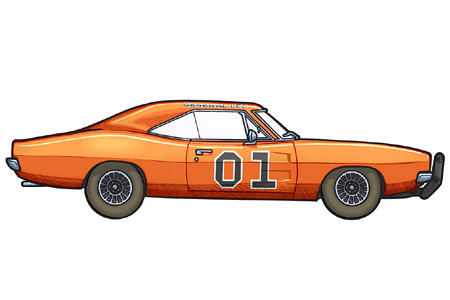 1969 Dodge Charger The Dukes Of Hazzard Check Out My