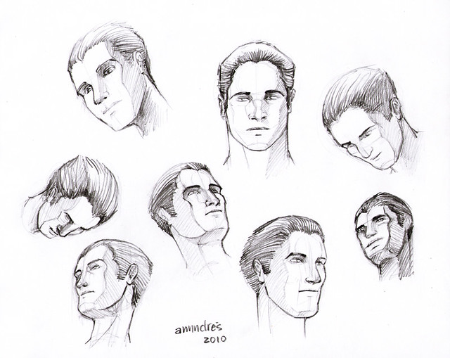 Dibujar rostros - Imagui