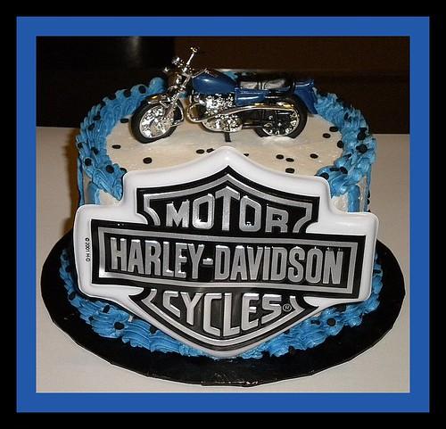Cake Art Motorcycle Cake Pan : Motorcycle Birthday Cake tinkabellz17 Flickr