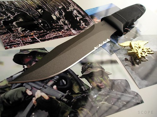 Knife of the Navy Seals | by scope112
