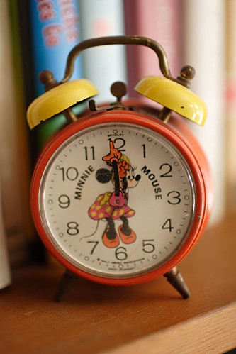 the persistence of minnie (clock DOF 11814) | by seanhoyer