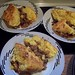 Tamale Pie, dished up