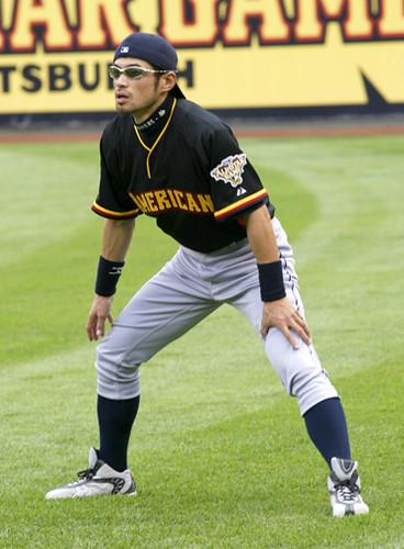 Baseball All Star Ichiro Suzuki Baseball All Star Ichiro