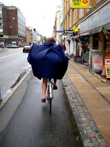 Bicycle Air Bag | by Mikael Colville-Andersen