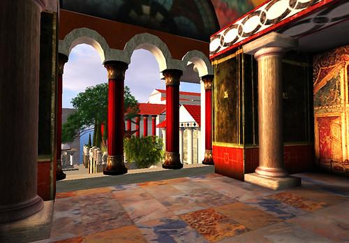 Roman interior design rules flickr photo sharing for Interior design roma