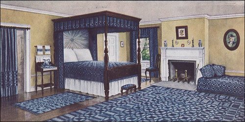 1910 colonial style bedroom flickr photo sharing - American home decor property ...
