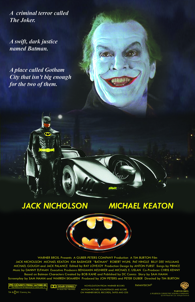 Batman (1989) – joel watches movies