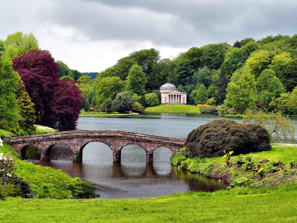 Stourhead Gardens Revisited Explore I Came Across This