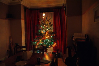 Xmas Front Room | by LornaJane.net