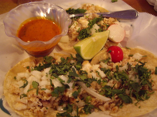 Fish Tacos from La Casita | by swampkitty