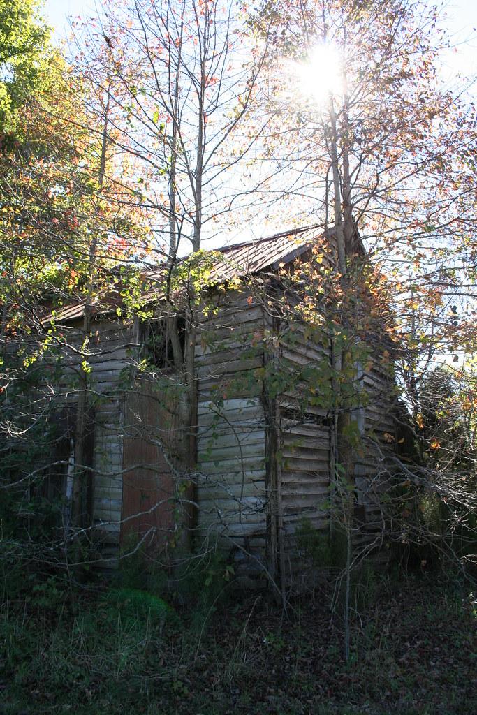 Old Barn in Reidsville...