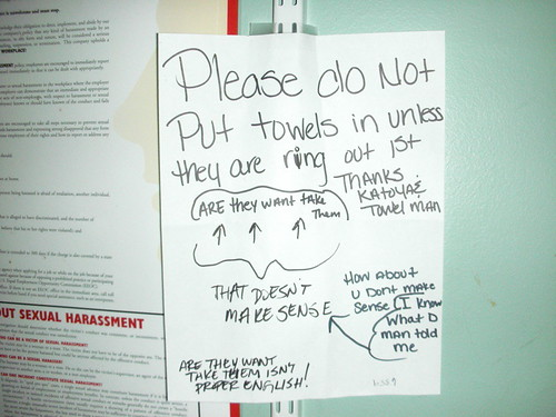 trust me: i have a ph.d. in english | by passiveaggressivenotes