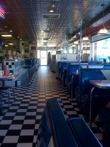 Eagle Diner 2 | by SpinView