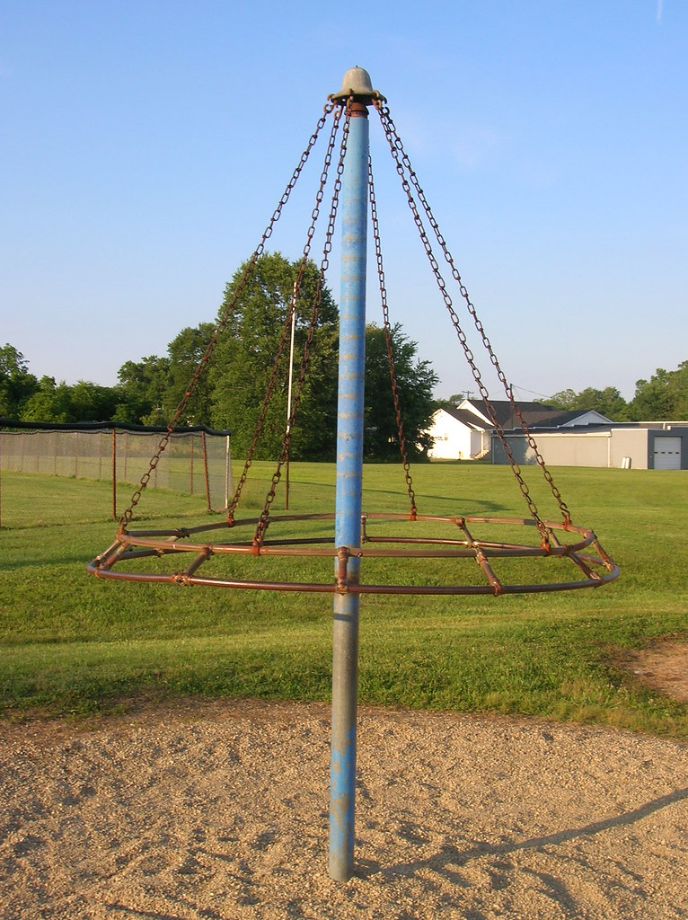 Conical Swing Thing Stockdale Ohio Aaron Turner Flickr