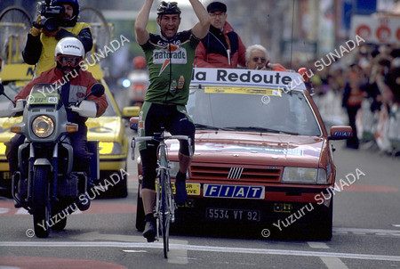 Lbl 1992 Dirk De Wolf 19 April 1992 78th Liege