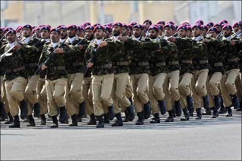 Pakistani Army Commando Anti Terrorists