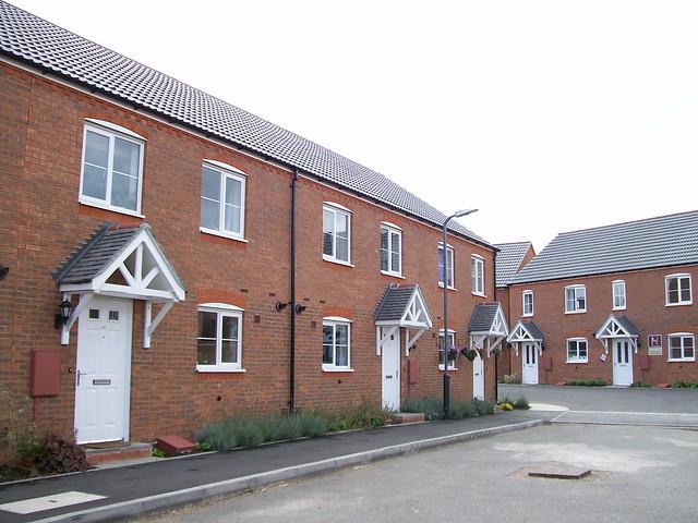 Housing Association Shared Ownership Properties