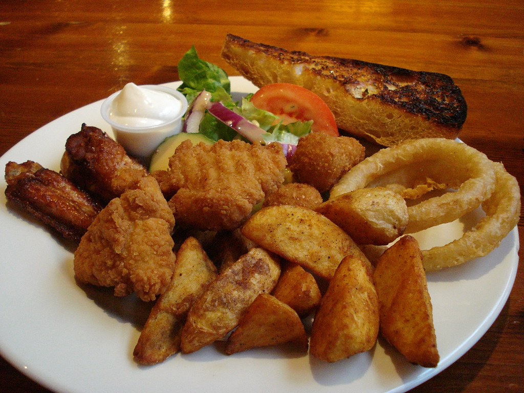 Best Pub Food In Glasgow City Centre